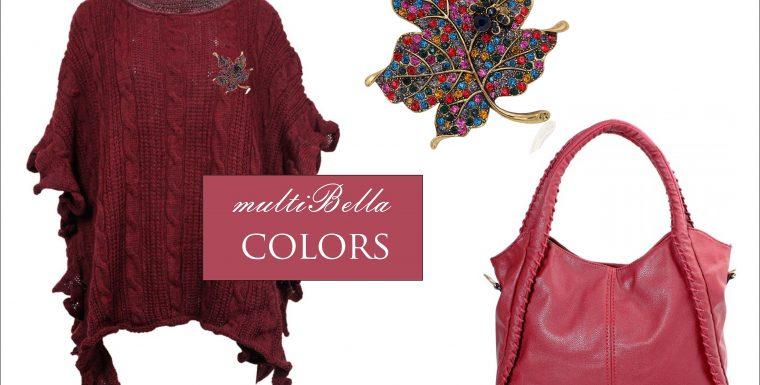 multiBella tip – Nádych burgundy
