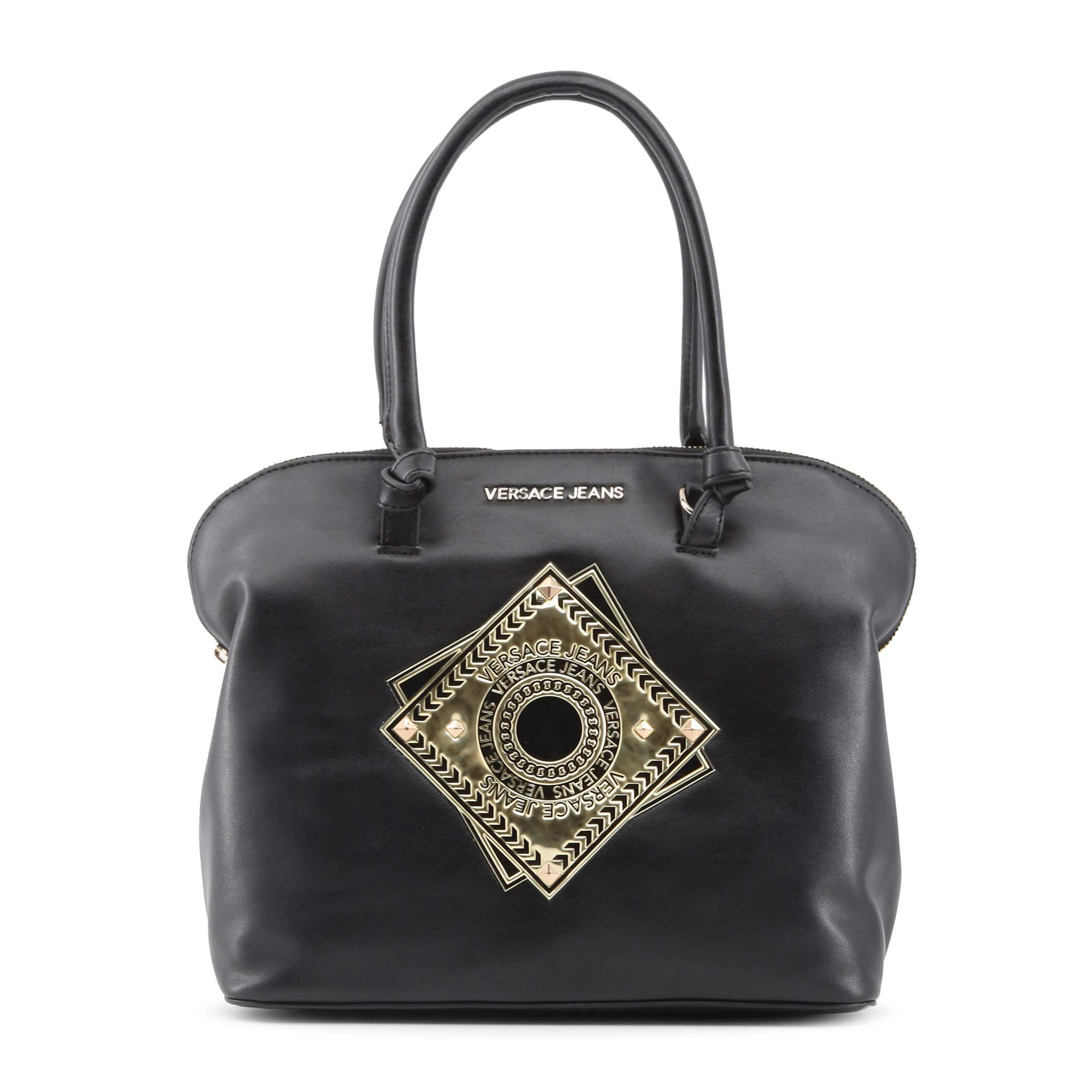 Kabelka taška Versace Jeans E1VQBBA5 black  c52ad422360