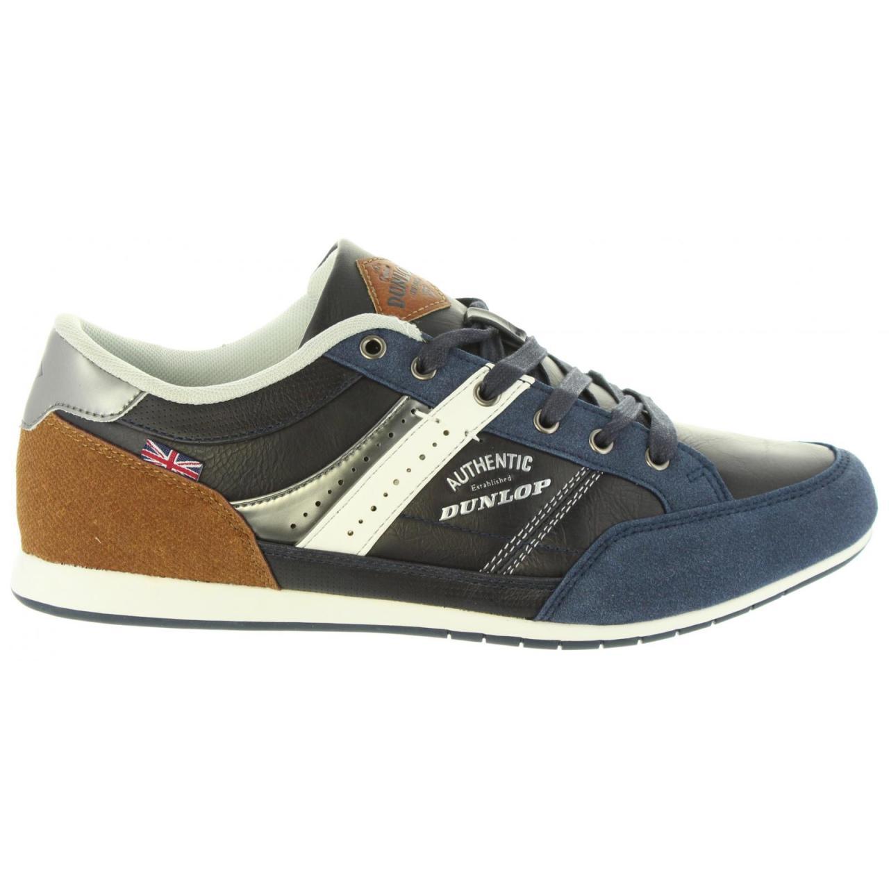 Pánske tenisky topánky Dunlop casual 35256 G190  eff5cc80834