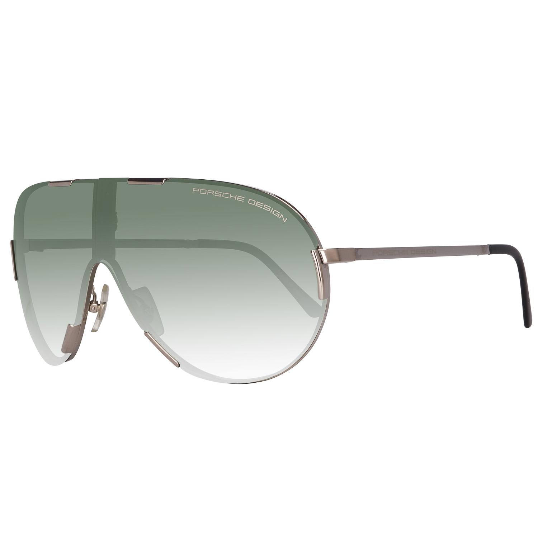 Slnečné okuliare Porsche Design P8486 B 71 silver green  0e7f5d7b006