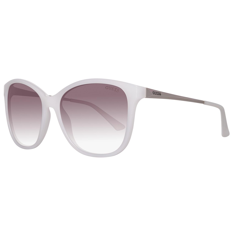 Slnečné okuliare Guess GU7502 21F 57 white  a834cf8f681