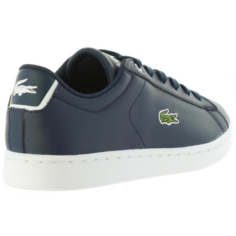 Dámske topánky LACOSTE tenisky CARNABY G450 darkblue  4817a720304