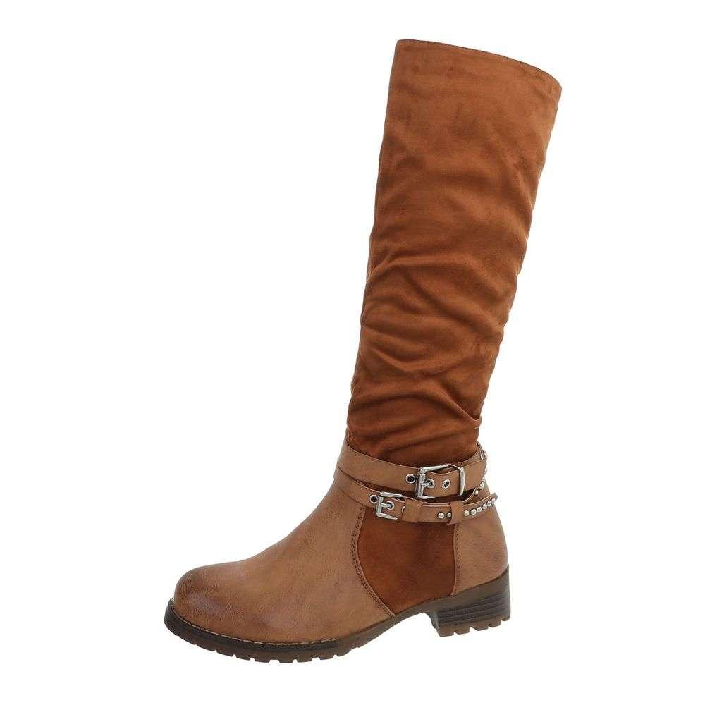 Dámske čižmy topánky basic belt 375-PGSW180 camel  e7df7c73895