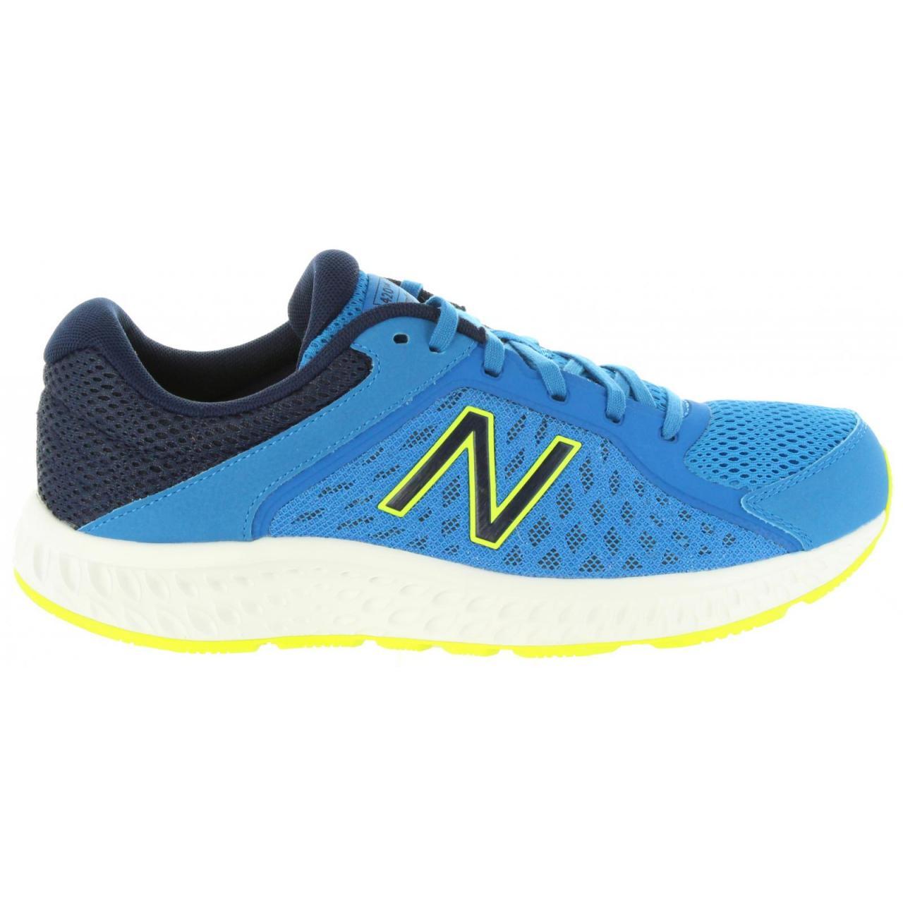 Pánske športové bežecké tenisky NEW BALANCE M420CM4 G400 royal  c067f8766cb