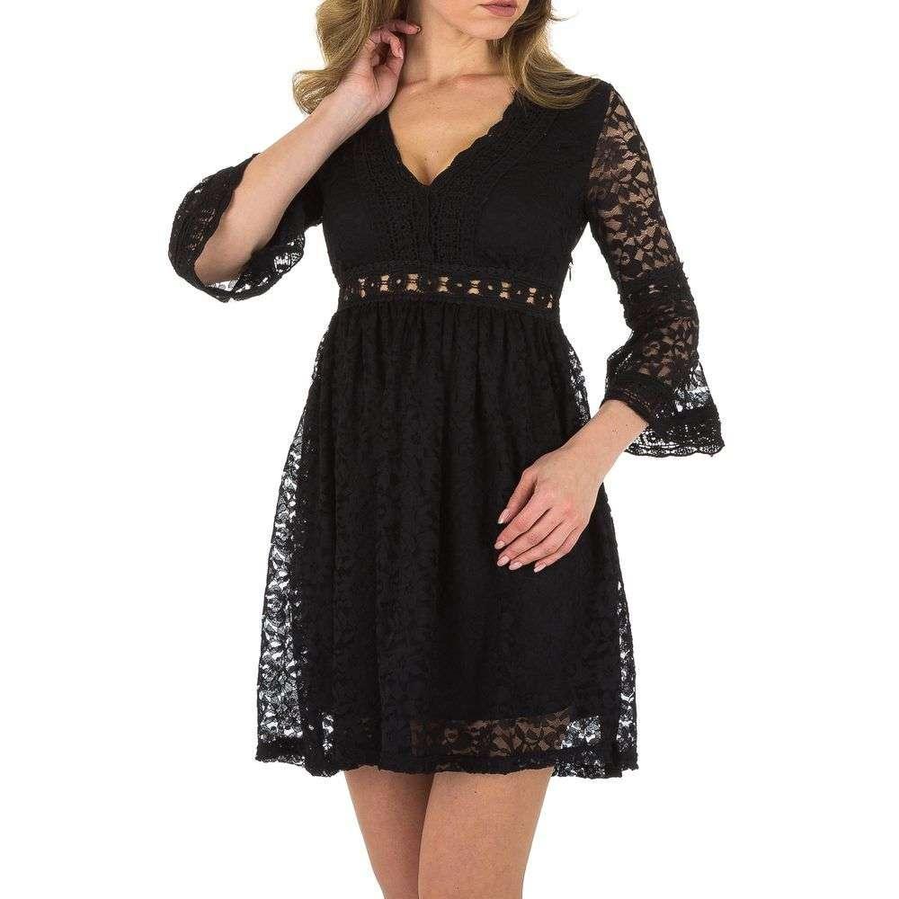 f104c7ca9c09 Dámske šaty čipka mini Romance JW506SW100 2 farby
