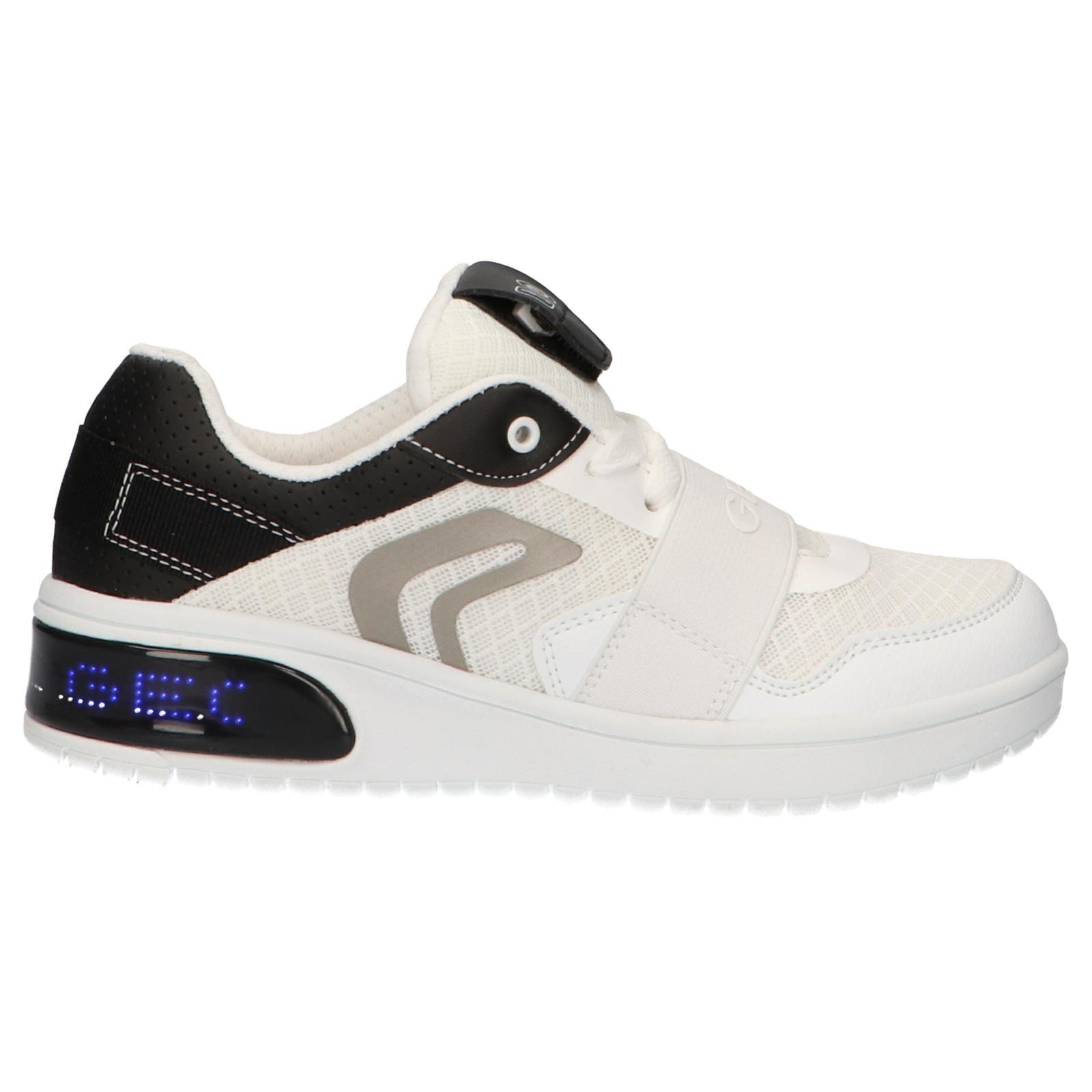 3a72cec8ad Damske topánky sneakers GEOX detske J927QB J XLED